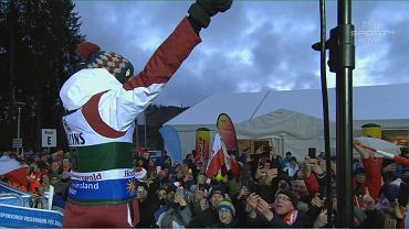 Kamil Stoch prowadził doping pod skocznią w Titisee-Neustadt