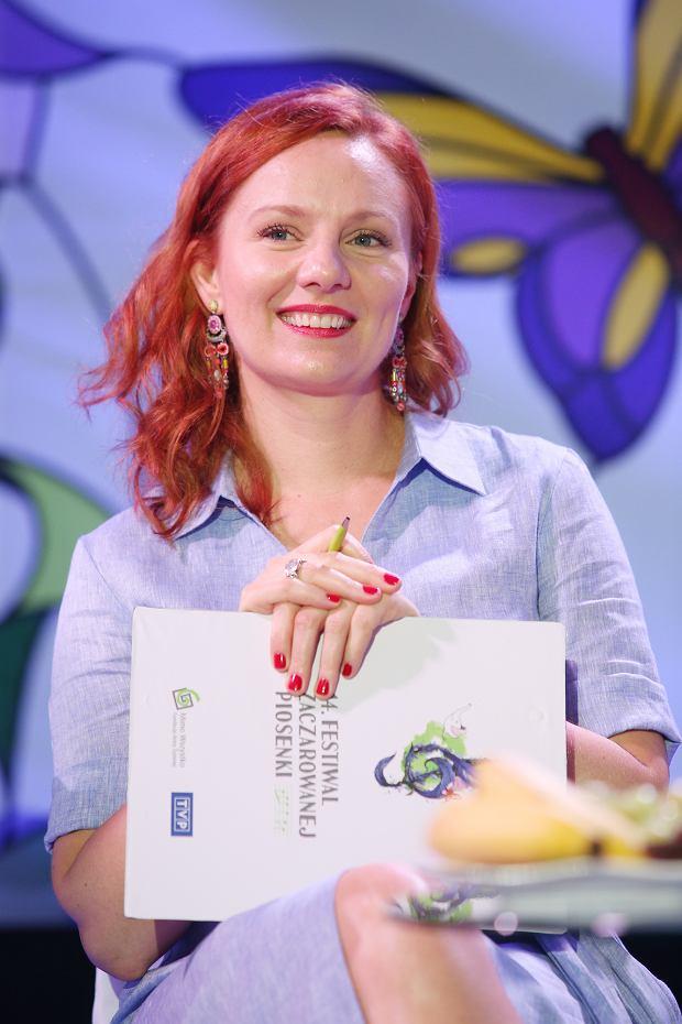 Fot. Damian Klamka/East News. Krakow 09.06.2018. 14. Festiwal Zaczarowanej Piosenki - final na krakowskim rynku