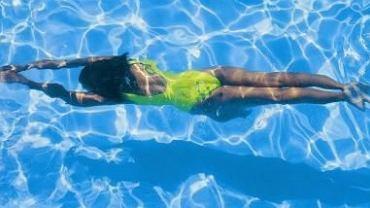 Podczas pływania spala się bardzo dużo kalorii
