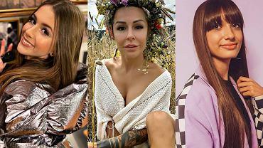 Roxie Węgiel, Viki Gabor, Blanka Lipińska