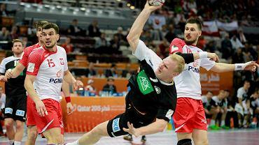 Polska 26:29 Niemcy na MŚ 2015 w Katarze