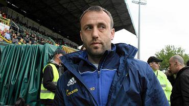 Trener Paweł Sikora