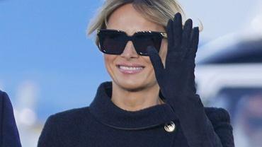 Melania Trump opuściła Biały Dom z luksusową torebką wartą majątek