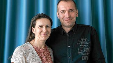 Igor i Mariia Koshakowie mieszkają we Wrocławiu już od trzech lat