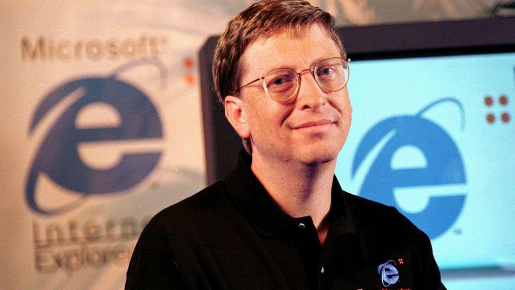Bill Gates (fot. DWAYNE NEWTON AP)