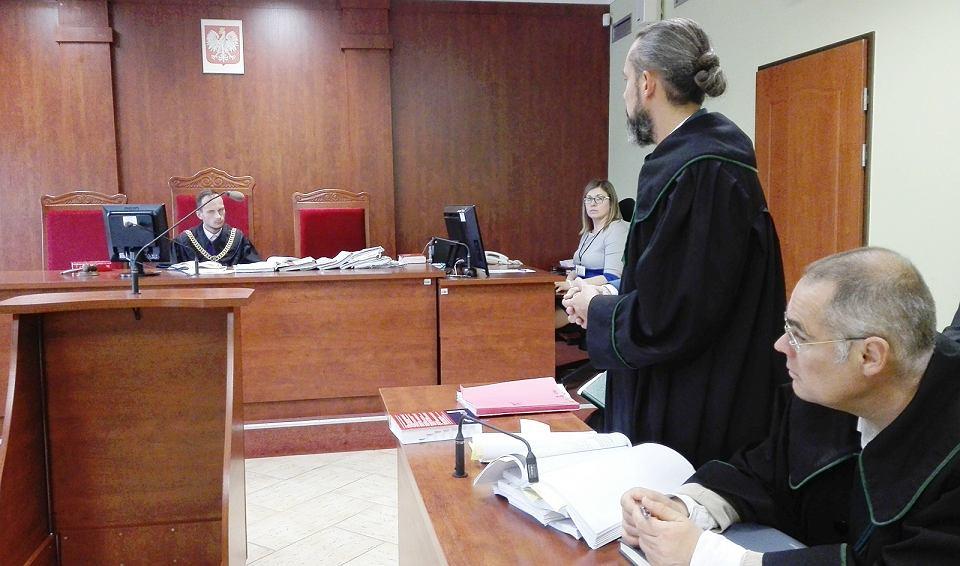Proces Jacka Wójcickiego