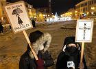 """""""To jest terror!"""" Protest w Białymstoku"""