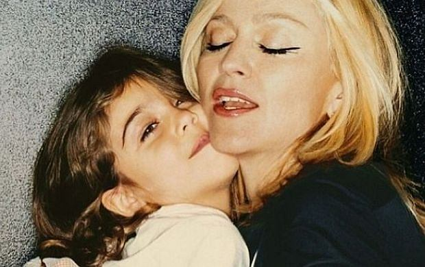 Madonna i jej córka Lourdes Leon