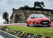 Nowa Toyota Yaris wchodzi do sprzedaży. Japoński mieszczuch za 58 900 zł