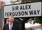 Premier League. Alex Ferguson ma swoją ulicę w Manchesterze