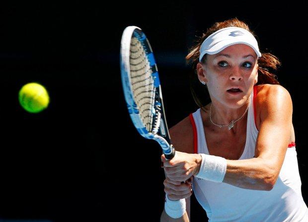 Australian Open. Twitter docenił Radwańską. Zachwyty nad jej backhandem