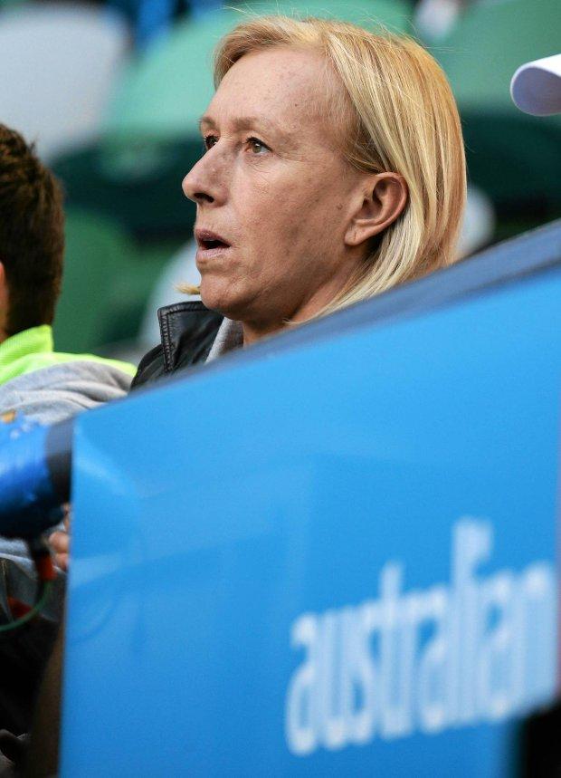 Navratilova kończy współpracę z Radwańską