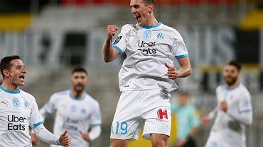 Le président de l'Olympique de Marseille veut garder Arkadiusz Milik!  Ils ont donné une clause et une exception