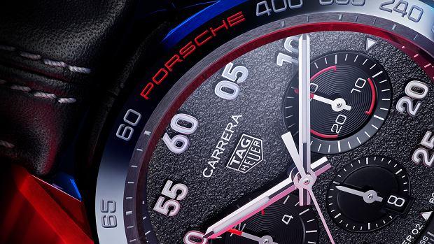 Zegarek powstały na skutek współpracy TAG Heuer i Porsche