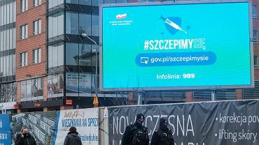 Kampania promująca szczepienia