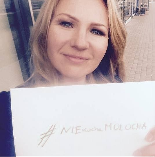 Anna Guzik sprzeciwia się budowie galerii handlowej w Wilanowie