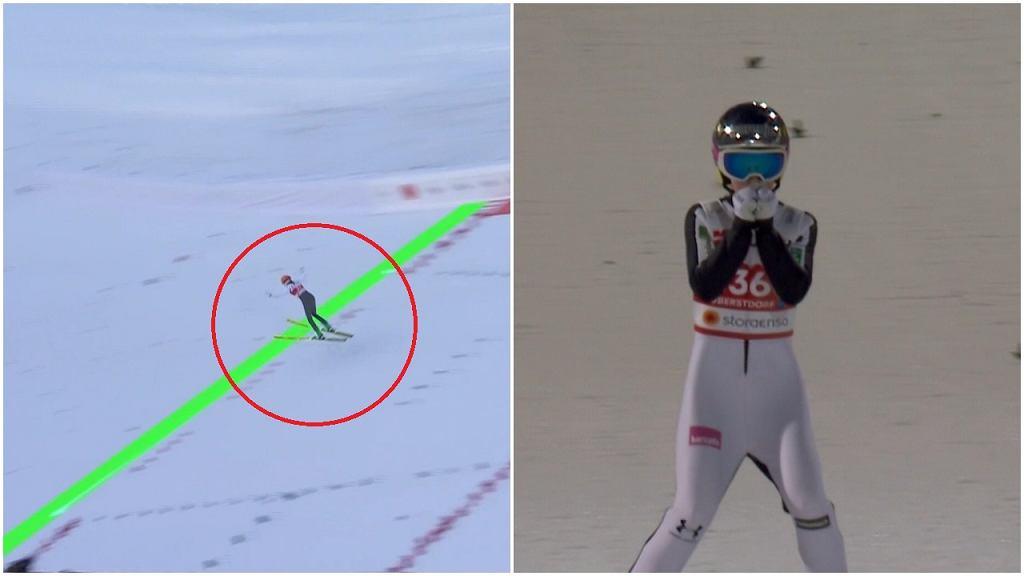 Ema Klinec mistrzynią świata na normalnej skoczni w Oberstdorfie!