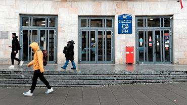 Placówka pocztowa w Poznaniu