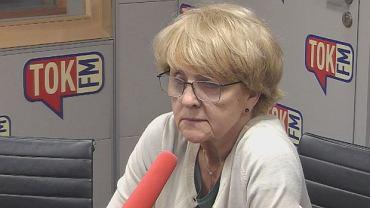 Danuta Hübner w TOK FM