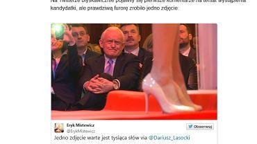 Gazeta.pl pokazuje zdjęcie z konwencji, które robi furorę w internecie