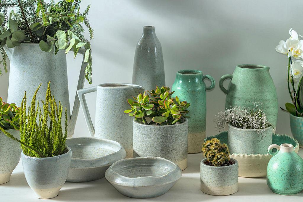 Proste, nowoczesne i kolorowe formy ceramiki dekoracyjnej Belldeco.