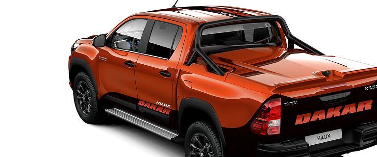 Toyota Hilux to jeden z najsłynniejszych pick-up'ów na świecie. Sprawdźmy na czym polega jego fenomen