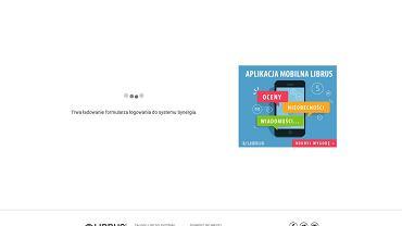 Dziennik elektroniczny Librus Synergia nie wytrzymał obciążenia podczas pierwszego dnia zdalnych lekcji
