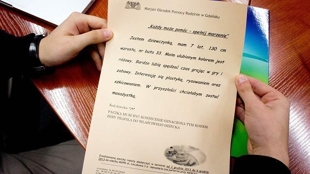 Napisali Za Dzieci Listy Do św Mikołaja Mam 7 Lat Lubię