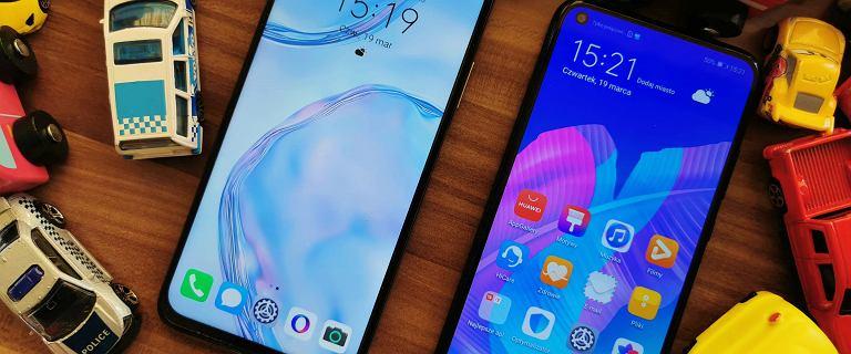 Huawei P40 Lite i P40 Lite E to średniaki, które mogą się podobać  [TEST]