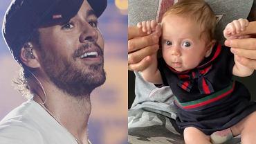 """Enrique Iglesias nagrał uroczy filmik z dwumiesięczną córką. Masha """"tańczy"""" do hitu"""
