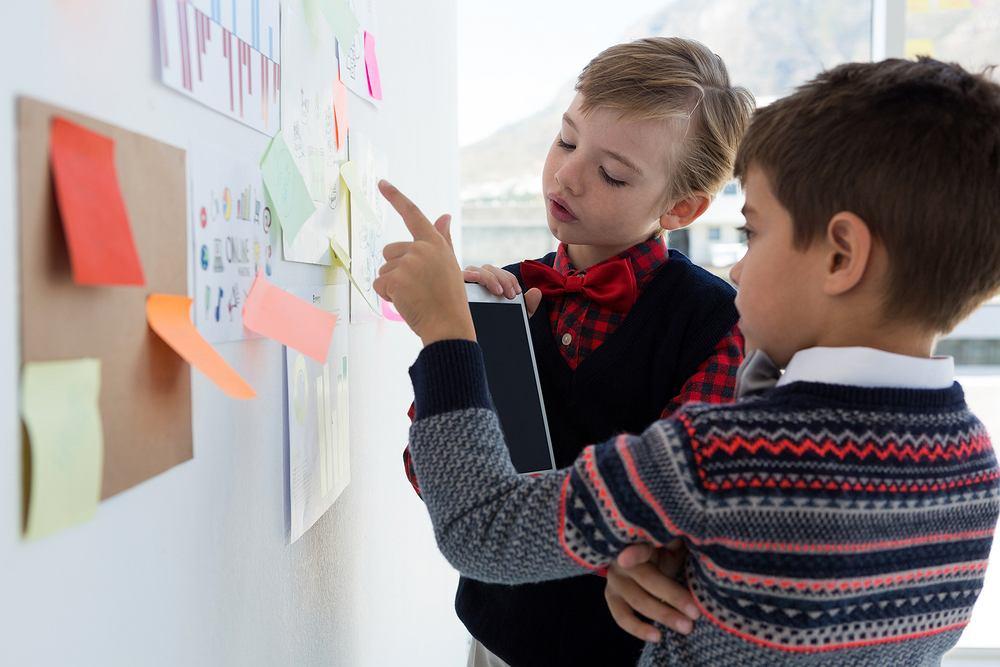 Ucz dzieci planowania od najmłodszych lat. To zaprocentuje w przyszłości
