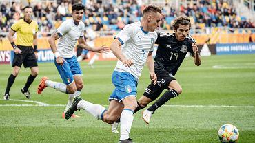 Mistrzostwa świata do lat 20, Gdynia. Włochy - Meksyk 2:1