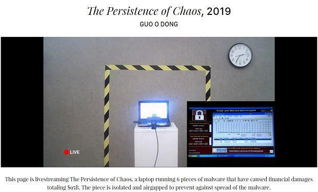 Laptop Guo O Donga zawiera wirusy, które wyrządziły szkody na ok. 95 mld dolarów