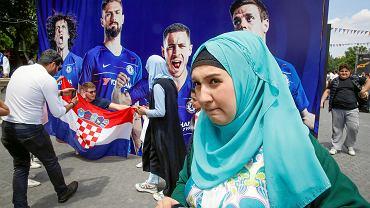 Kibice przed finałem Ligi Europy w Baku