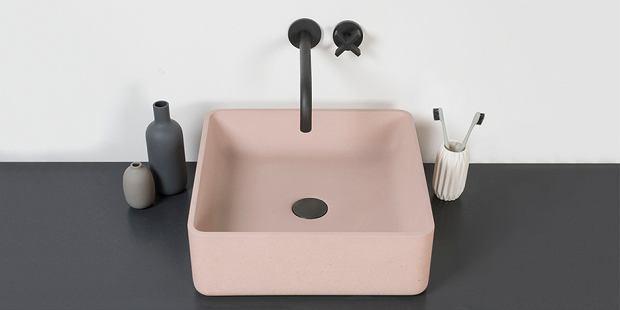 Umywalka nablatowa w nowoczesnym stylu