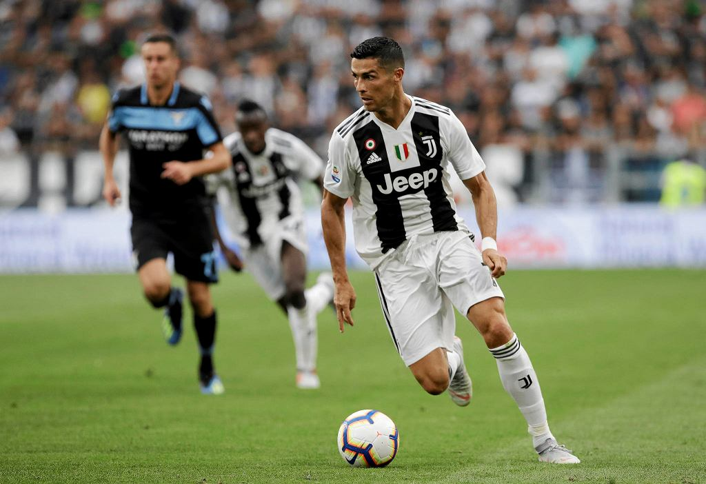 Cristiano Ronaldo jako gracz Juventusu