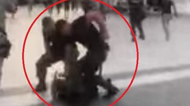 Polscy 'kibice' wszczęli burdy z policją w Skopje