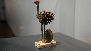Wystawa 'Różewicz. Bez tekstu'. Co kryją szuflady poety