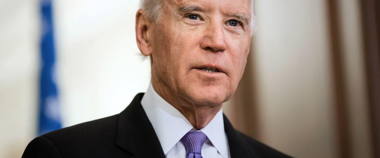 Joe Biden w 2014 roku (fot. Shutterstock)