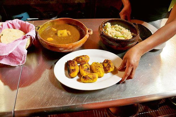 Gwatemala, obiad