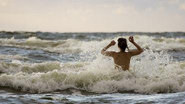 Polska plaża nudystów