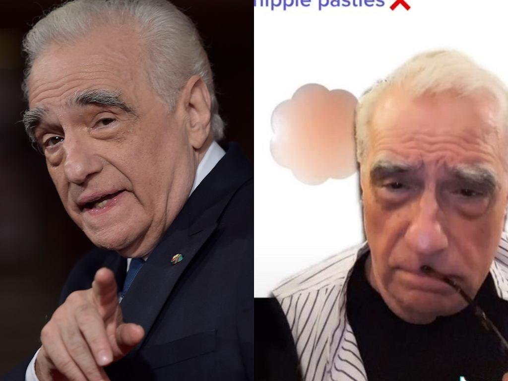 Martin Scorsese debiutuje na TikToku