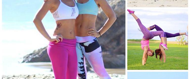 Super Sisters Fitness. Odkryj sportową siłę sióstr [GALERIA]