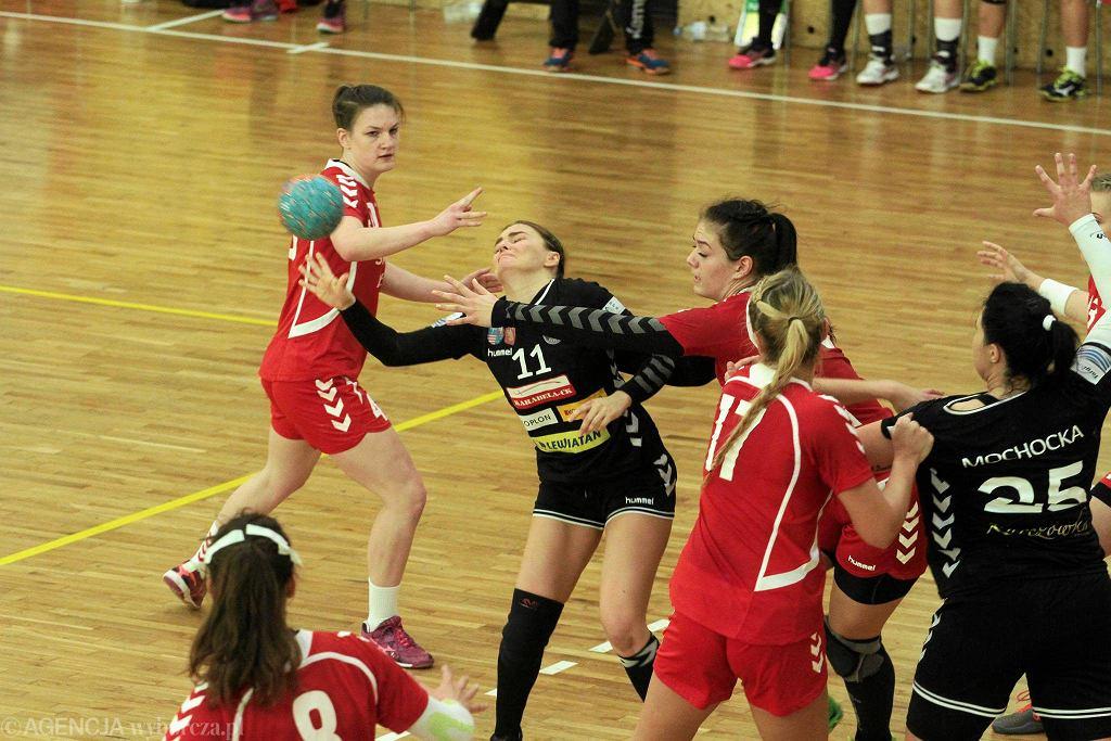 Mecz Korona Handball - SMS ZPRP Płock