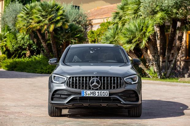 Mercedes-AMG GLC 43 Coupe 4Matic