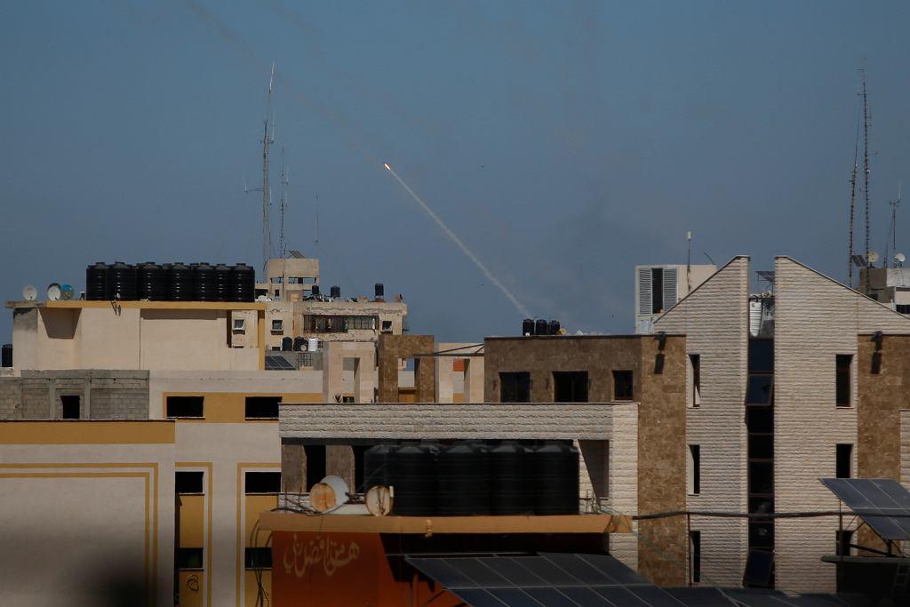 Konflikt izraelsko-palestyński (zdjęcie ilustracyjne)