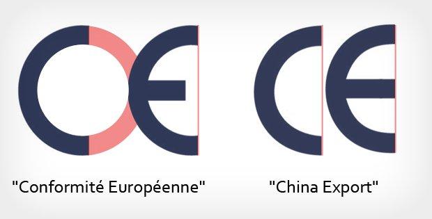 Znak zgodności z normami UE, czy eksport z Chin?