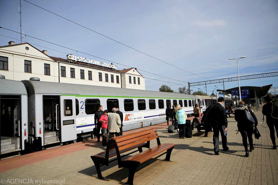 Dworzec Częstochowa Stradom w 2018 roku