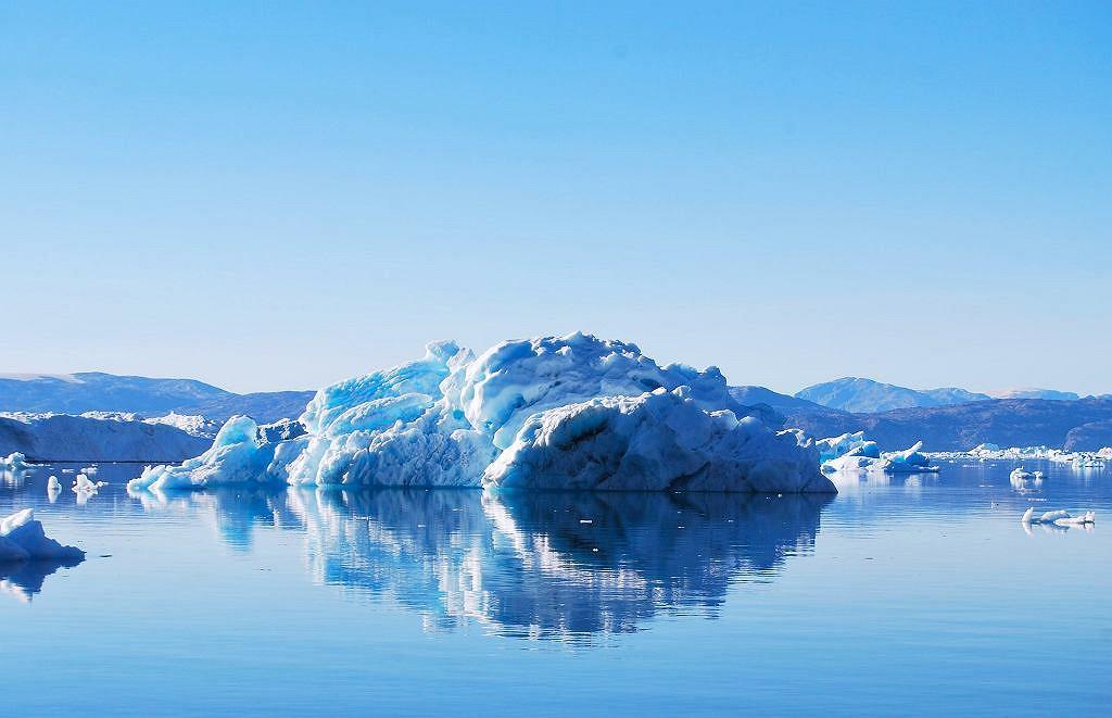 Grenlandia. Woda z topniejących lodowców skażona rtęcią niczym rzeki w Chinach (zdjęcie ilustracyjne)