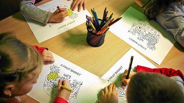 Zajęcia dodatkowe z języka angielskiego dla przedszkolaków